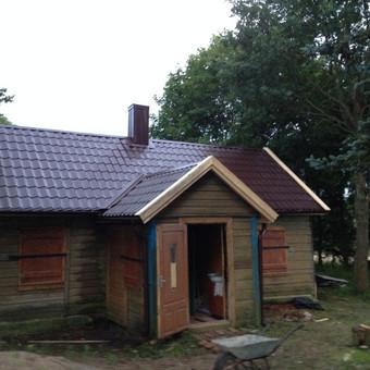 Statybos ir remonto darbai Šiauliuose / Paulius Buivydas / Darbų pavyzdys ID 154711