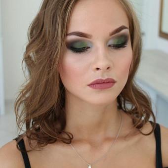 Pro Makeup Artist / Laura Panavė . / Darbų pavyzdys ID 158241