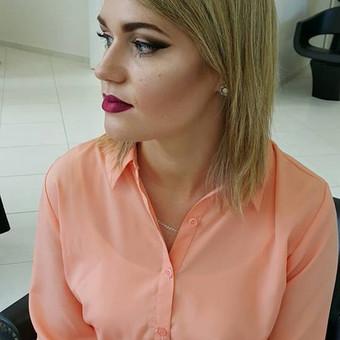 Pro Makeup Artist / Laura Panavė . / Darbų pavyzdys ID 158245