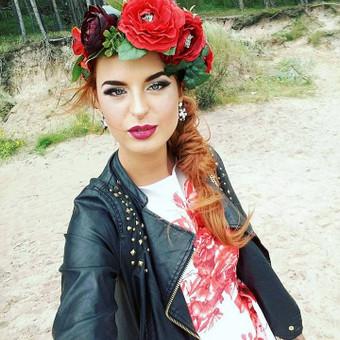 Pro Makeup Artist / Laura Panavė . / Darbų pavyzdys ID 159433