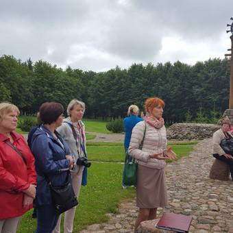 Ekskursija po Kretingos dvaro parką