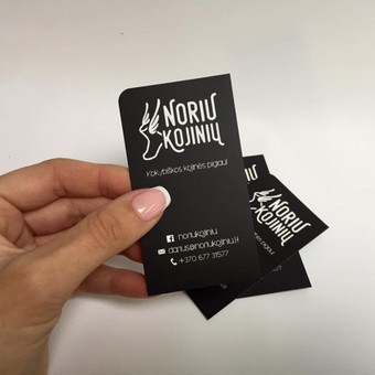 Vizitinė kortelė