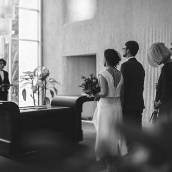 Santuokų rūmai / Vytautė ir Vytautas (vestuvių fotografija)