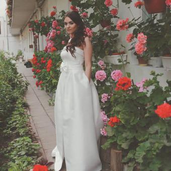 Vestuvinių ir proginių suknelių siuvimas Vilniuje / Oksana Dorofejeva / Darbų pavyzdys ID 162909