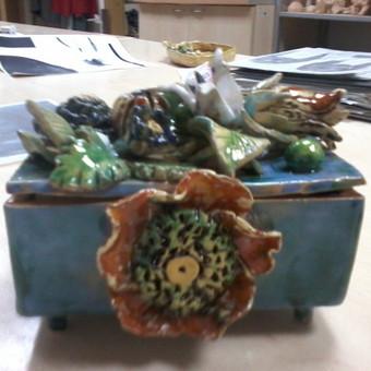 Keramika / Vita Liugaitė / Darbų pavyzdys ID 164197
