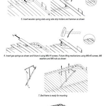 Vaizdai surinkimo instrukcijai