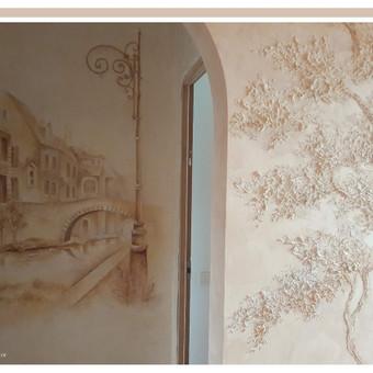 Interjero dekoravimas / Dekoratorė Laura / Darbų pavyzdys ID 168963