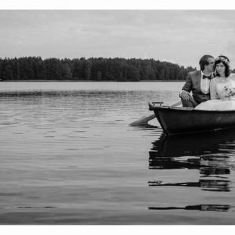 Valtyje / Eglė ir Raimondas (vestuvių fotografija)