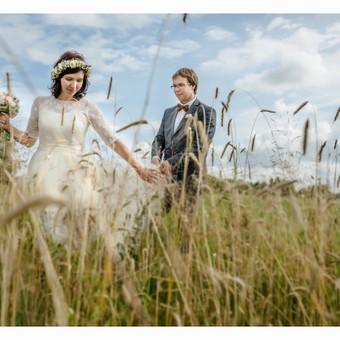 Jaunieji javuose / Eglė ir Raimondas (vestuvių fotografija)