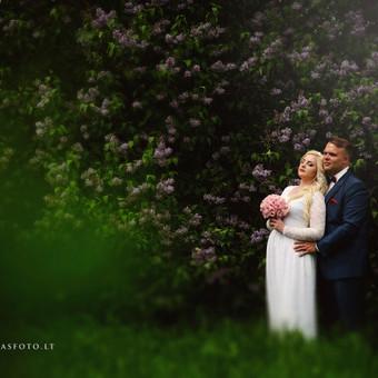Profesionalus vestuvių fotografavimas / Domas Lukauskas / Darbų pavyzdys ID 169257
