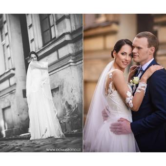 Profesionalus vestuvių fotografavimas / Domas Lukauskas / Darbų pavyzdys ID 169261