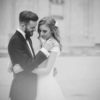 Profesionalus vestuvių fotografavimas / Domas Lukauskas / Darbų pavyzdys ID 169267