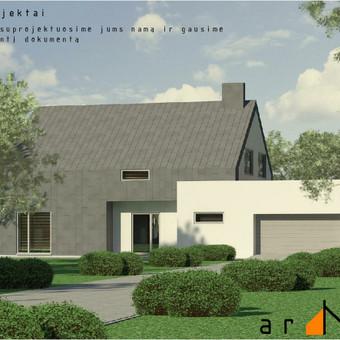 Architektė / Giedrė Karenė / Darbų pavyzdys ID 169337