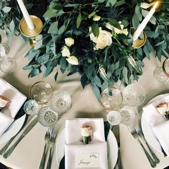 Žalios vestuvės per Žolines :)
