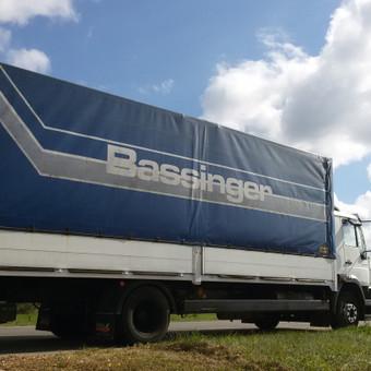 Kroviniu pervezimas /gabenimas Panevezys / Egidijus / Darbų pavyzdys ID 176549