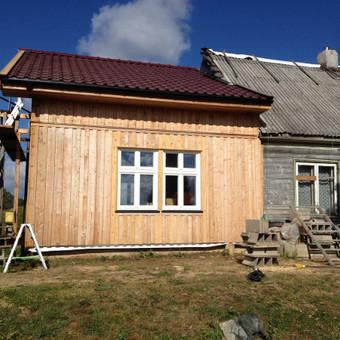 Statybos ir remonto darbai Šiauliuose / Paulius Buivydas / Darbų pavyzdys ID 177721