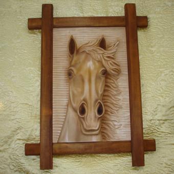 arklio portretas