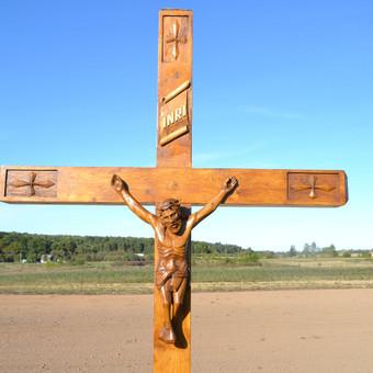 Kryžius Babtuose