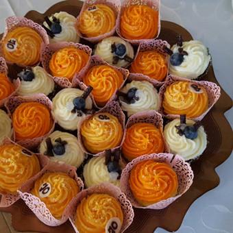 Tortai, desertai / Justina / Darbų pavyzdys ID 181695