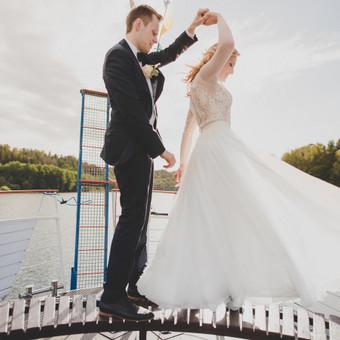 Vestuvinių ir proginių suknelių siuvimas Vilniuje / Oksana Dorofejeva / Darbų pavyzdys ID 184523