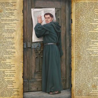 Paveikslas Liuteronų bažnyčiai