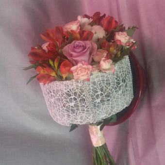 Floristas, gėlių salonas / Olga / Darbų pavyzdys ID 194399