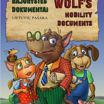 Iliustruota knygelė vaikams