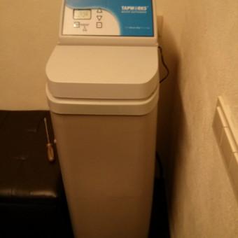Tapwork vandens minkštinimo filtras. Vožtuvas Ecowater. Panevėžys.