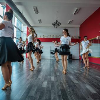Šokiai, šokių pamokos / Inga / Darbų pavyzdys ID 201995