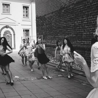 Šokiai, šokių pamokos / Inga / Darbų pavyzdys ID 201997
