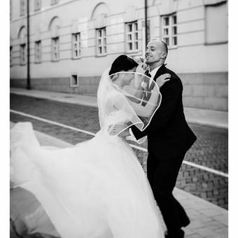 Greta ir Gytis (vestuvių fotografija)