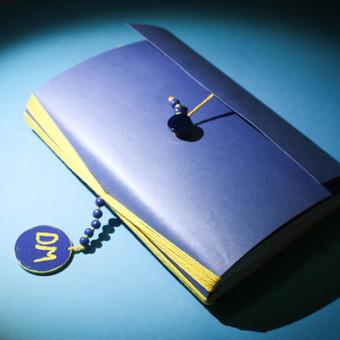Užrašų knyga - dienoraštis.