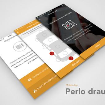 https://itunes.apple.com/us/developer/imas-apps/id1003950007 https://play.google.com/store/apps/details?id=lt.imas.perlodraudimas