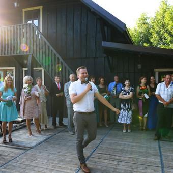Vestuvių vedėjas, ŠVOGERIAI LT - Muzika tavo šventei!!!