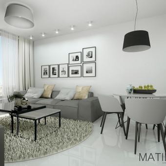 MATILDA interjero namai / MATILDA interjero namai / Darbų pavyzdys ID 206385