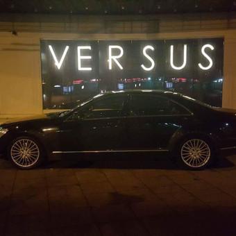 Nemokamas keleivių pristatymas į striptizo klubus Kaune :)  MB S500L ir MB Viano nuoma su vairuotoju jūsų šventei ar kelionei :) Www.taxidriver.lt , info@taxidriver.lt , 8 687 66366 #mercede ...