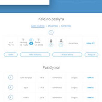 Profesionalus Dizainas / Logotipai / UI/UX / HTML5 Banneriai / Tomas Korsakas / Darbų pavyzdys ID 211951
