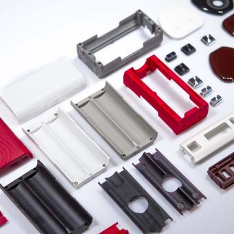 Vacuum casting ir didelio formato tikslus 3D spausdinimas / eleganttech / Darbų pavyzdys ID 213263
