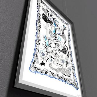 Dailininkas / Grafikos dizaineris / Laura / Darbų pavyzdys ID 214361