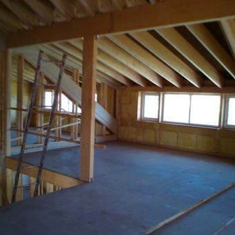 Individualių namų statyba.Karkasinių namų statyba. / Remigijus Valys / Darbų pavyzdys ID 218683