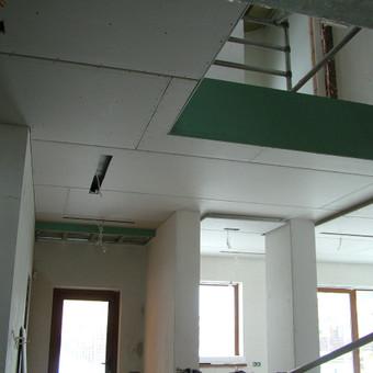 Individualių namų statyba.Karkasinių namų statyba. / Remigijus Valys / Darbų pavyzdys ID 218701
