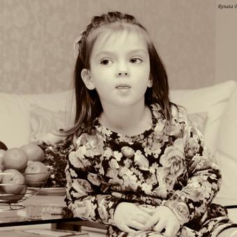 Vaikų fotografija