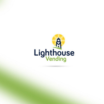 """Logotipas Užsakovas: """"Lighthouse Vending"""" (Čikaga, JAV)"""