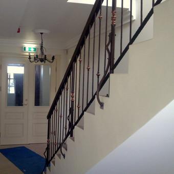 Laiptai, tureklai ir kiti metalo gaminiai. / Andrius Plunge / Darbų pavyzdys ID 220565