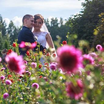 Priimami užsakymai 2019 vestuvių fotografijai / Šviesos burtai / Darbų pavyzdys ID 222053