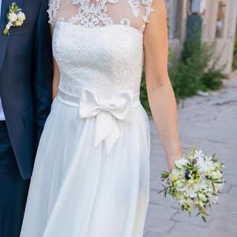 Vestuvinių ir proginių suknelių siuvimas ir taisymas / Larisa Bernotienė / Darbų pavyzdys ID 228305
