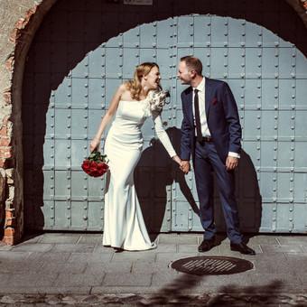 Vestuvinių ir proginių suknelių siuvimas ir taisymas / Larisa Bernotienė / Darbų pavyzdys ID 228315