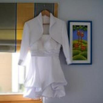 Vestuvinių ir proginių suknelių siuvimas ir taisymas / Larisa Bernotienė / Darbų pavyzdys ID 228321