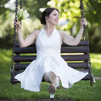 Vestuvinių ir proginių suknelių siuvimas ir taisymas / Larisa Bernotienė / Darbų pavyzdys ID 228335