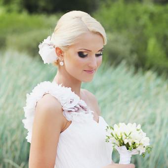 Vestuvinių ir proginių suknelių siuvimas ir taisymas / Larisa Bernotienė / Darbų pavyzdys ID 228361
